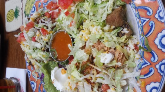 Pancho's Restaurant: 20170510_173515_large.jpg