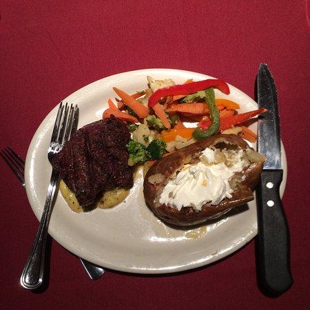 Soldotna, AK: The Restaurant at Porterhouse Grill