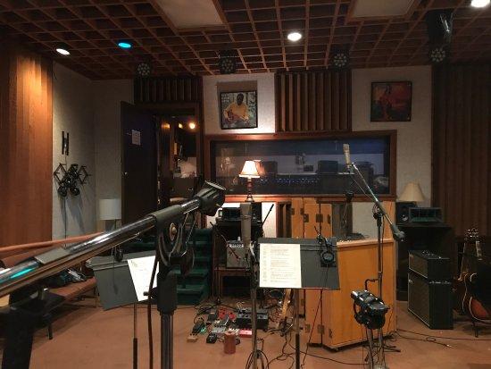 มัสเซิล โชลส์, อลาบาม่า: Fame Studios