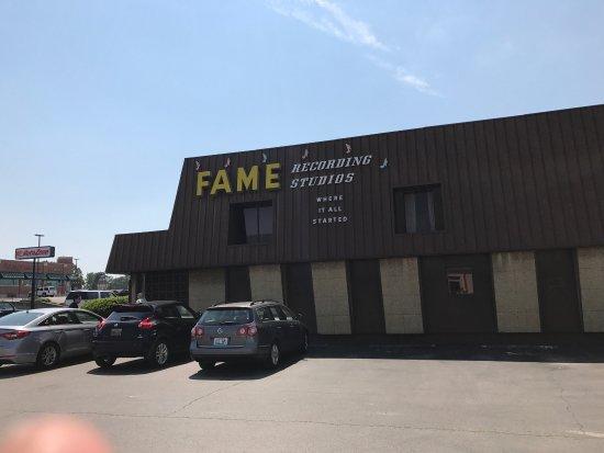 Muscle Shoals, AL: Fame Studios