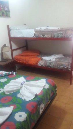 Los Penitentes, Argentina: camas individuales