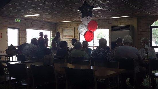 Cloncurry, Australia: 70th Birthday Luncheon
