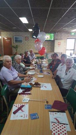 Cloncurry, أستراليا: 70th Birthday Luncheon