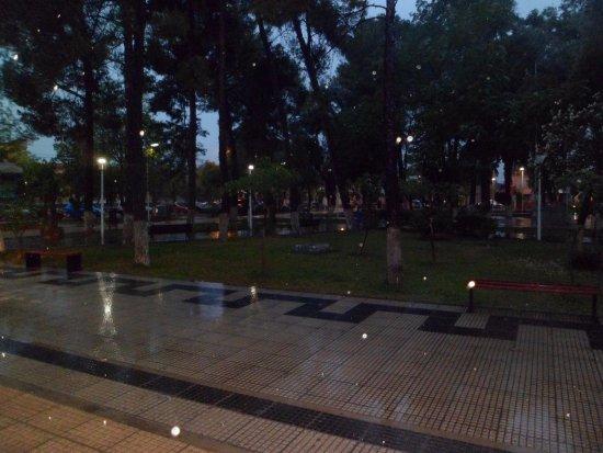 Belen, อาร์เจนตินา: Plaza Olmos y Aguilera- Belèn- Catamarca 2016.