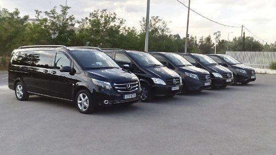 Athens Minivan Transportation