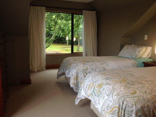 Rangiora, Nuova Zelanda: Twin King beds