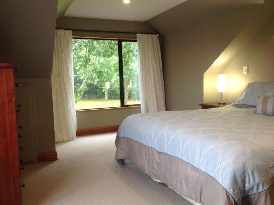 Rangiora, Nuova Zelanda: Big King bed