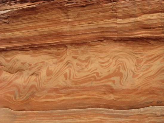 The Wave at Coyote Buttes: Wave area