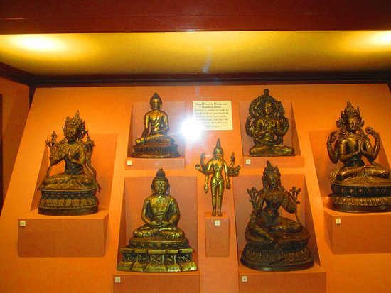 Patan Museum: Part of the collection