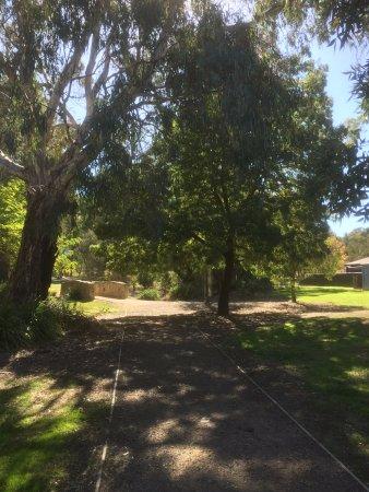 Glenrowan, Αυστραλία: siege area