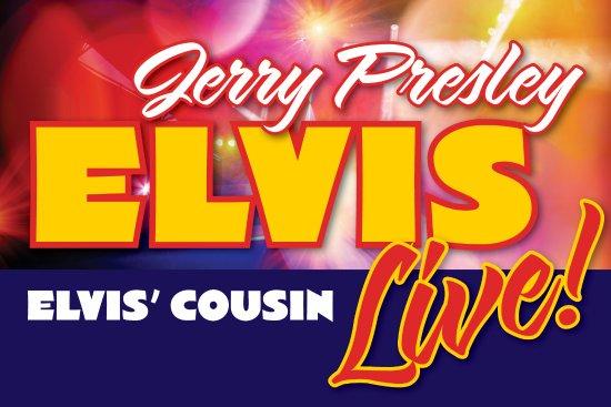 "Branson, MO: Jerry Presley's ""ELVIS LIVE!"""