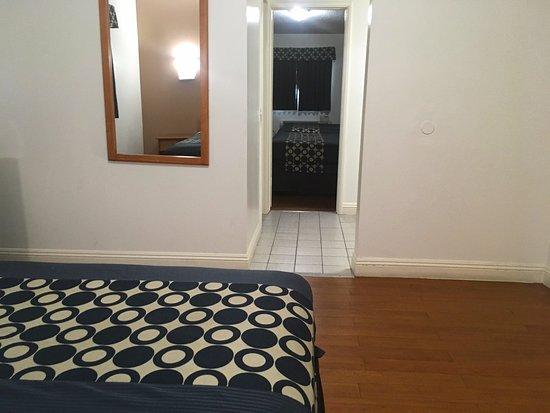 Beaumont, Californië: Three Double Beds