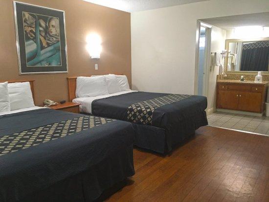 Beaumont, Californië: Two Queen Beds