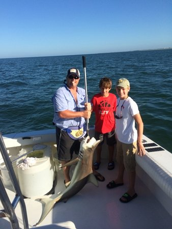 Carole ann ii private fishing charters marco island fl for Marco island fishing guides
