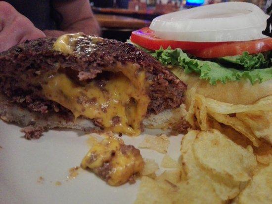 Savage, MN: Rellena de queso