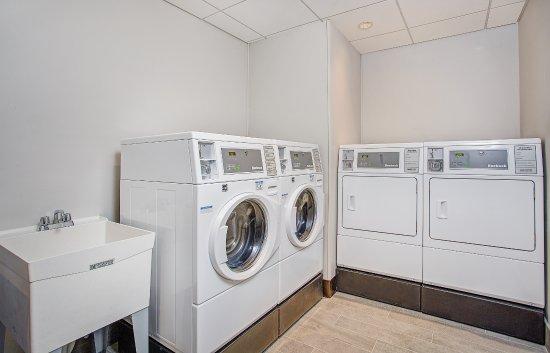 Covington, GA: Guest Laundry