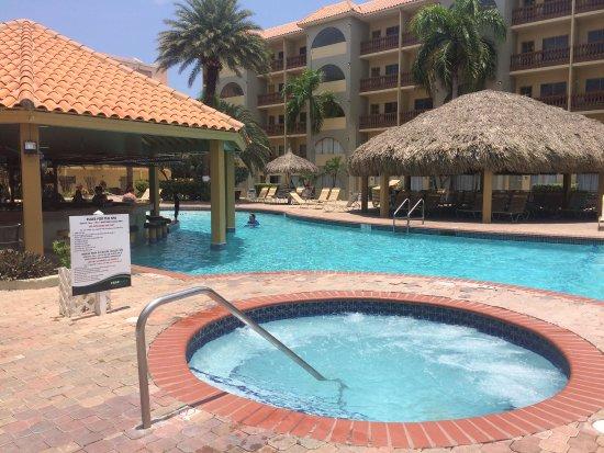 Tropicana Aruba Resort & Casino: Fotos de las piscinas del hotel