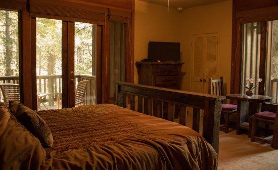 Little Ahwahnee Inn: Sugar Pine suite