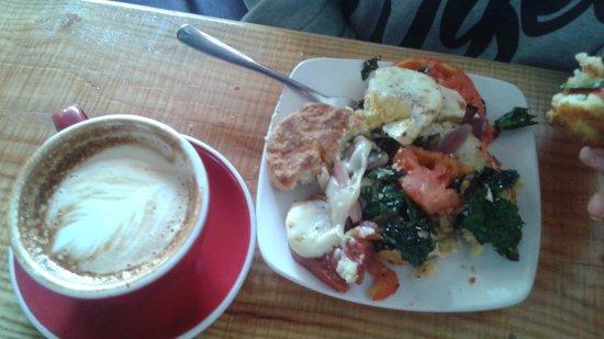 Sechelt, Canada: yami breakfast