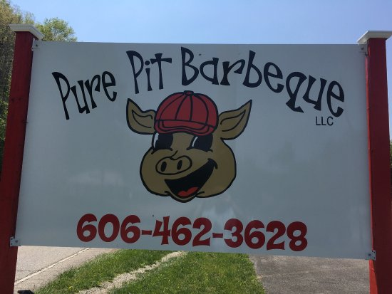 Morehead, KY: Pure Pit Barbeque