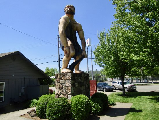 Grants Pass Caveman