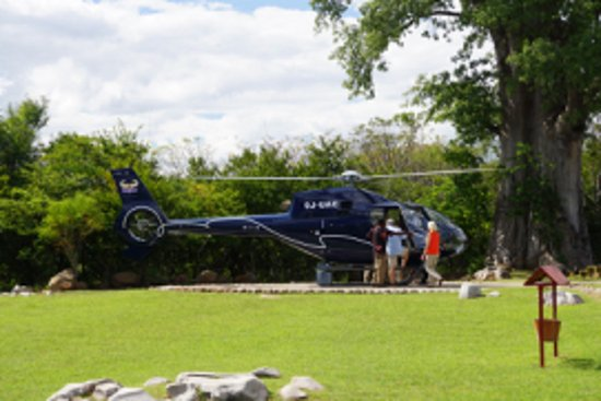 United Air Charter: 6 Passenger Helicopter