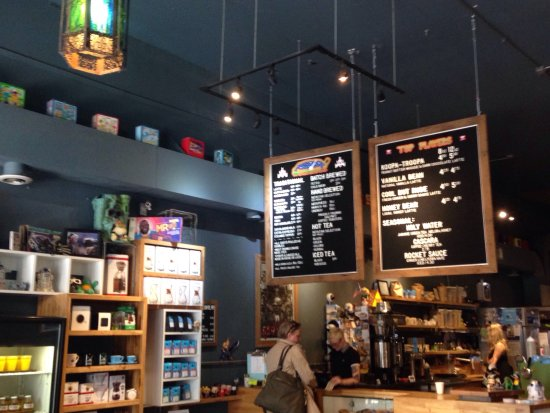 Picture of the wormhole coffee chicago for Table 52 chicago tripadvisor