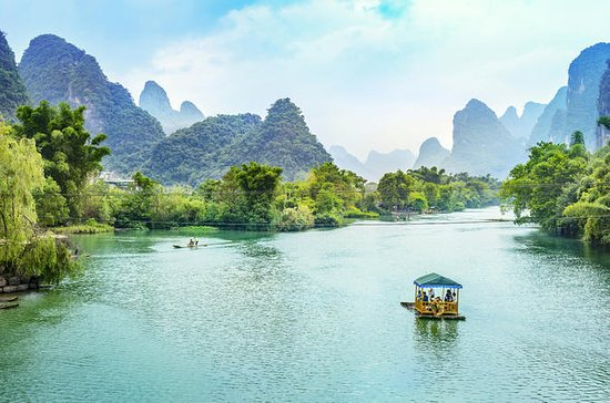 Private Day Trip a Guilin Li River