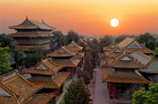 Qufu Private Tour of Confucius Temple...