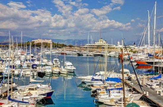 Privat halvdags tur til Cannes...