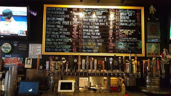 Jamul, Kaliforniya: Craft Beers List