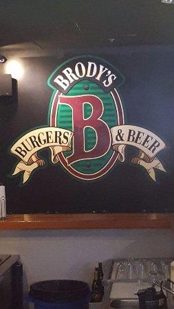 Jamul, Kaliforniya: Brody's Wall Logo