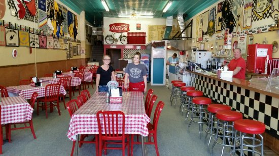 Greybull, Ουαϊόμινγκ: Great diner food, friendly and speedy service.  Stop on by and enjoy!