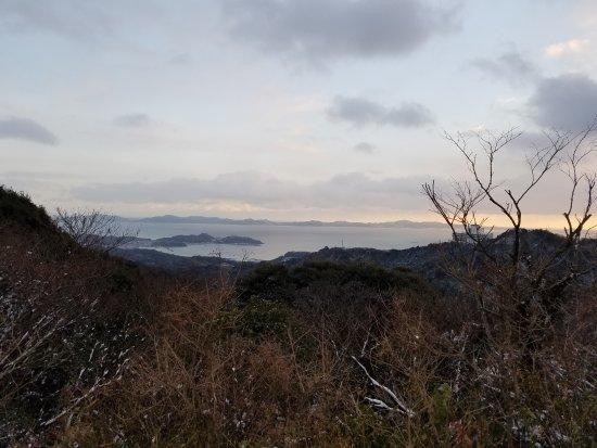 Mt. Sangane Skyline