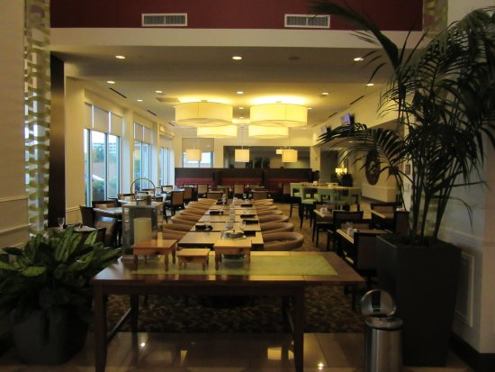 Hilton Garden Inn Houston Energy Corridor Restaurant