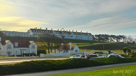 Turnberry, UK: The resort