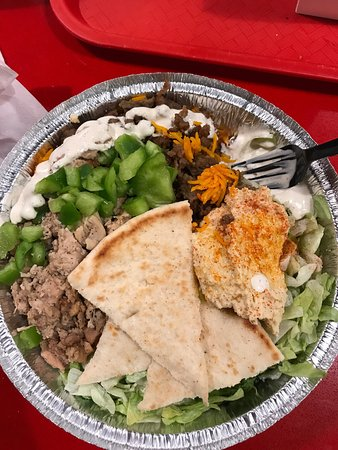The Halal Guys San Francisco Picture Of The Halal Guys San Francisco Tripadvisor