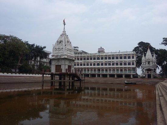 Navadvipa, Ινδία: Sri Chaitanya Saraswat Math govinda kund