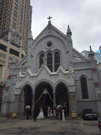 The Hong Kong Catholic Cathedral of The Immaculate Conception : photo0.jpg