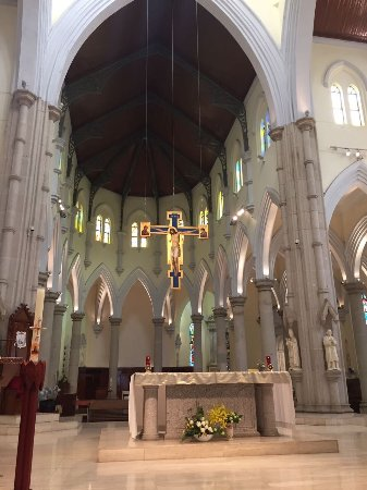 The Hong Kong Catholic Cathedral of The Immaculate Conception : photo1.jpg