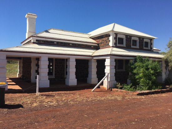 Roebourne Visitor Centre & Old Gaol Museum