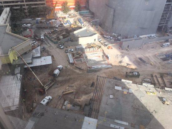 monte carlo resort and casino under construction