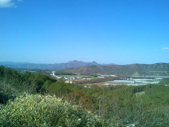 Minamimaki-mura, Giappone: パラボラアンテナが見えます