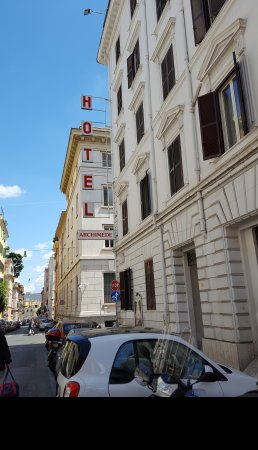 Hotel Archimede: Superb hotel.