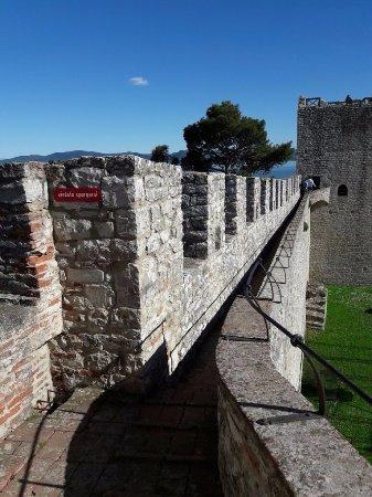 Castiglione del Lago, Ιταλία: Camminamento