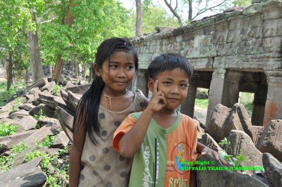 Banteay Meanchey Province, كامبوديا: B-Chmar8
