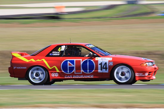 Ventnor, Australia: Nissan Godzilla