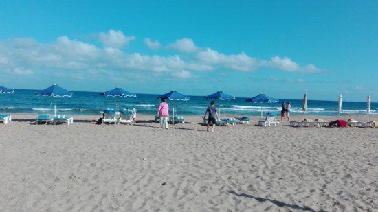 Asgourou, Grèce : Tsambika Beach