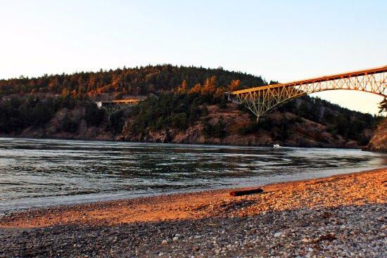Oak Harbor, WA: Deception Pass and Canoe Pass