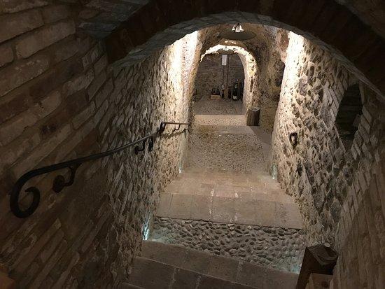 Verucchio, Italy: Le cantine visitabili